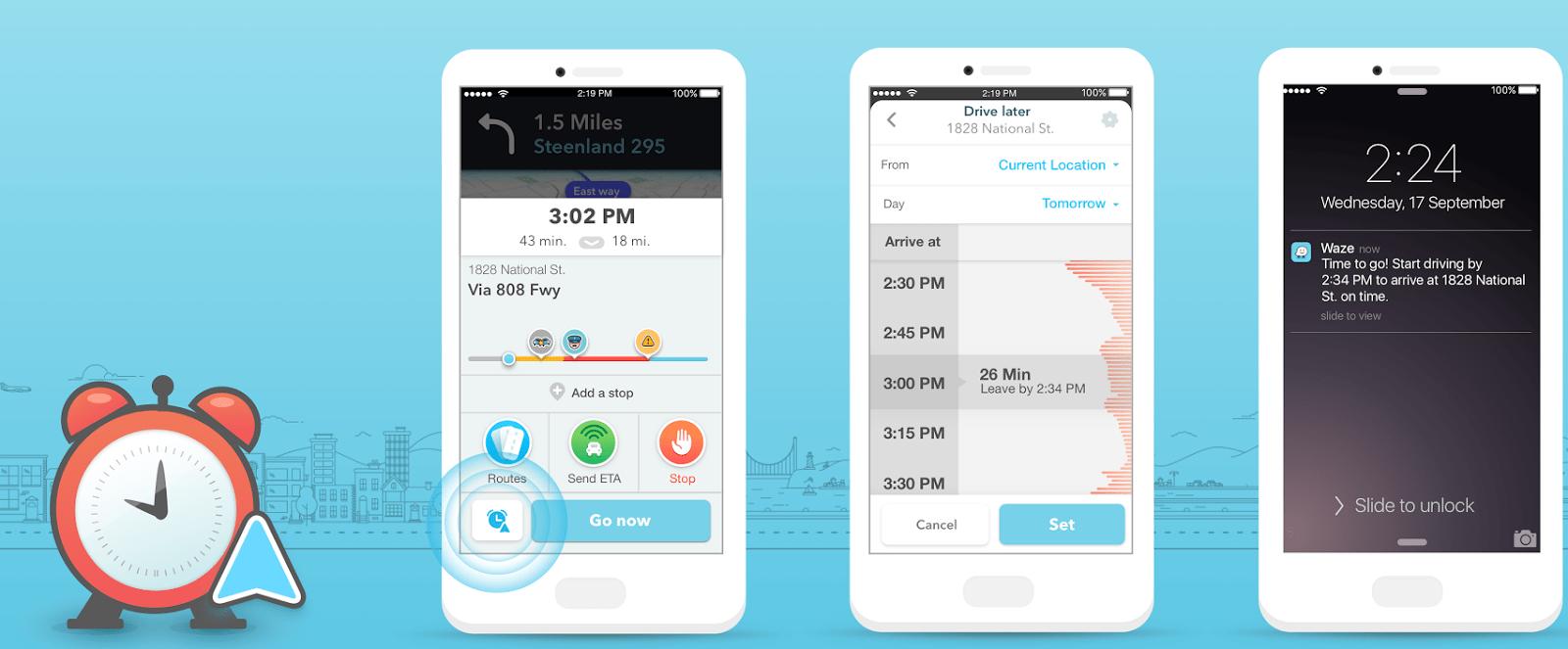 Planned Drives : Waze privilégie encore iOS à Android pour sa nouvelle option