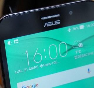 Test de l'Asus Zenfone Max, l'autonomie a maintenant un poids