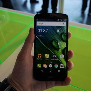 Prise en main de l'Acer Liquid Zest Plus, le smartphone pour ceux qui veulent plus de jus