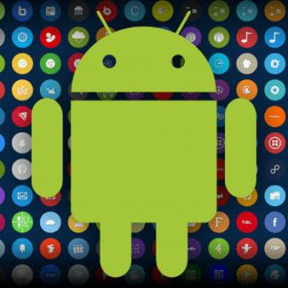 Tuto : Comment changer les icônes de ses applications sans launcher ni root ?