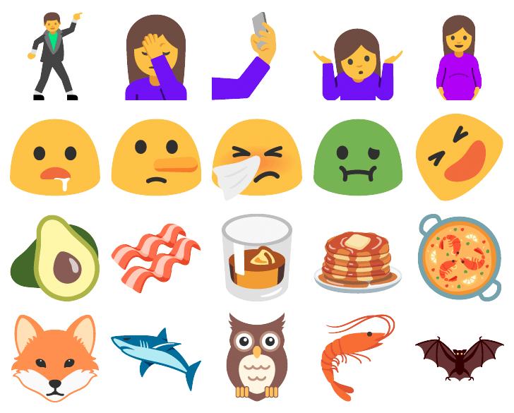Android N supporte déjà des emojis qui ne sortiront pas avant plusieurs mois