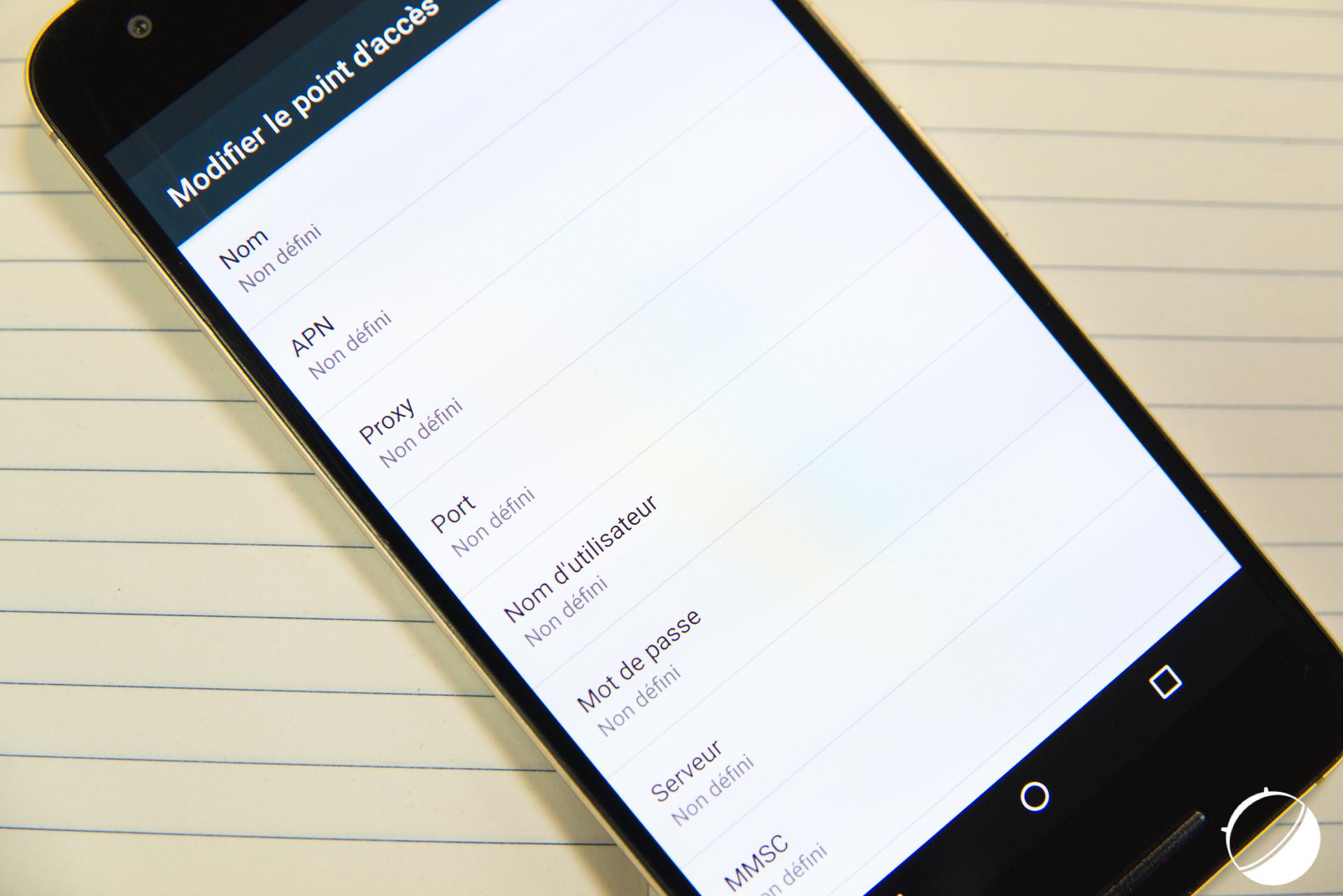 Comment configurer l'APN de son mobile sur Android et liste des APN par opérateur – Tutoriel