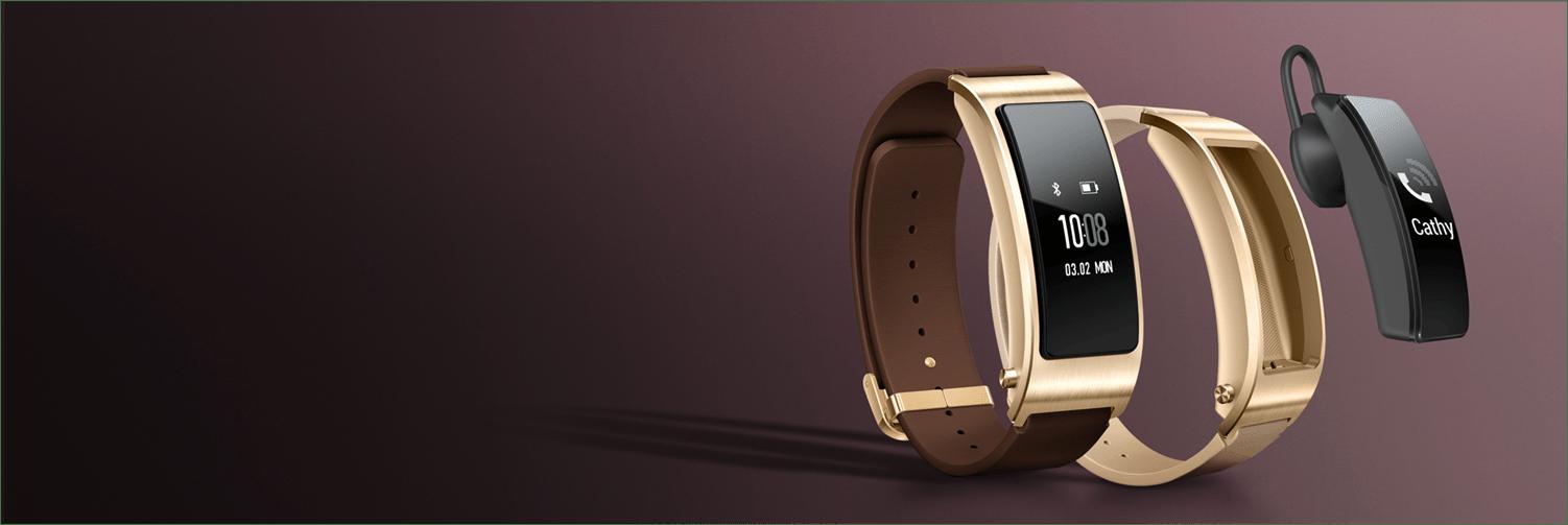 Huawei TalkBand B3, entre oreillette Bluetooth et bracelet connecté