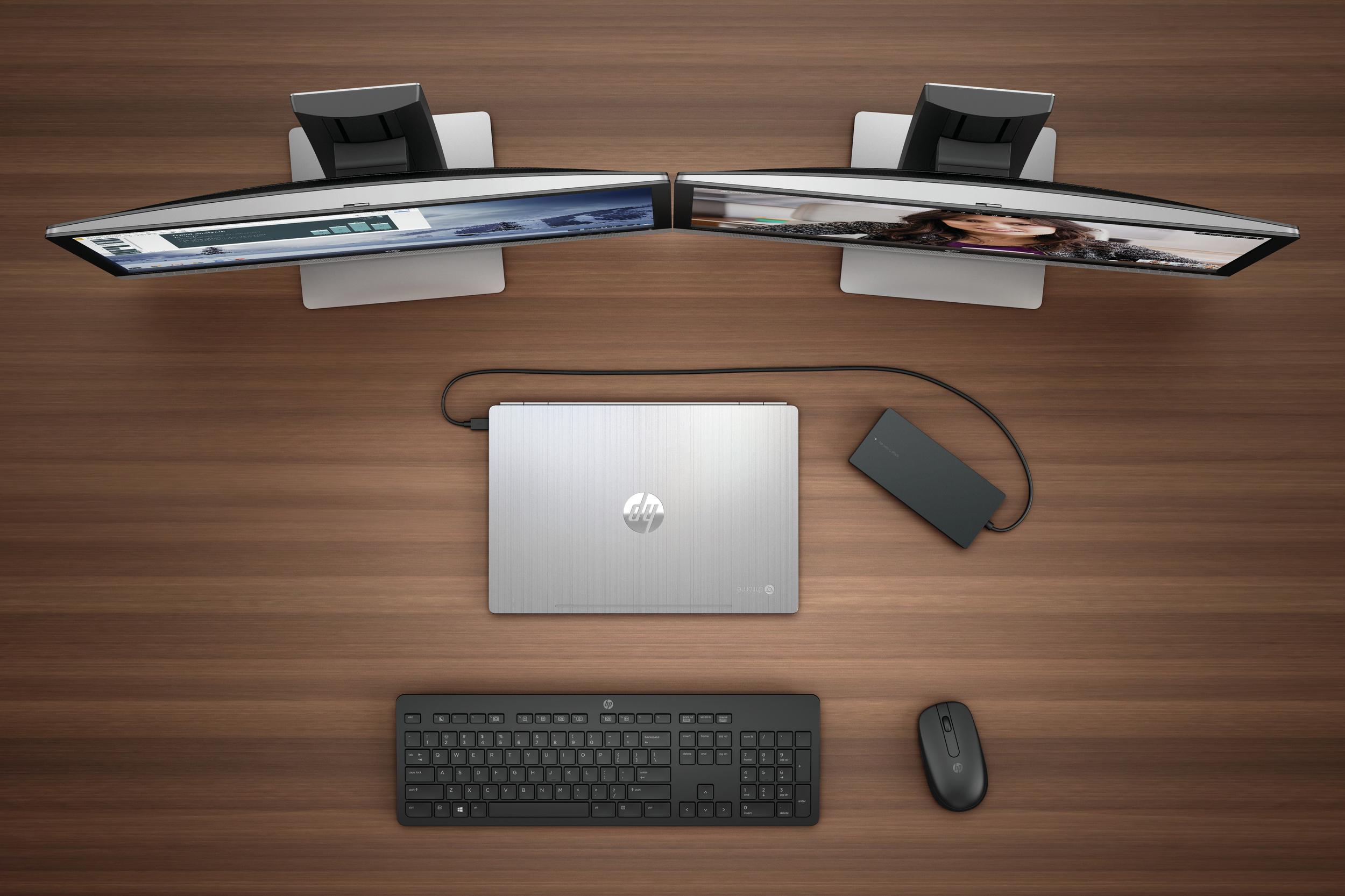 HP Chromebook 13, à la conquête des professionnels