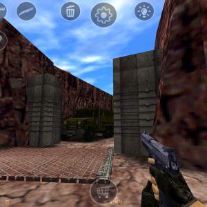 Le portage de Counter Strike1.6 sur Android est disponible, voici comment l'installer