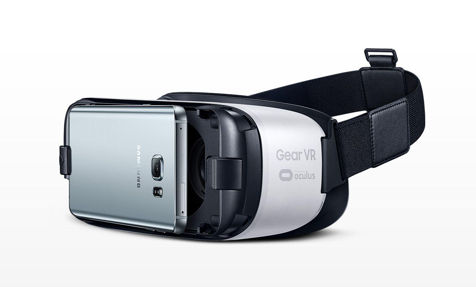 Un nouveau Gear VR pour le prochain Samsung Galaxy Note 7 ?