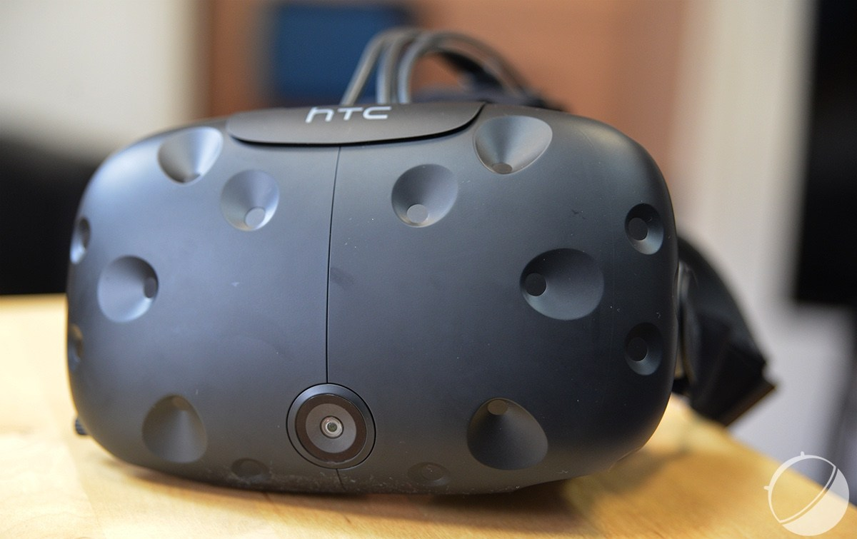 HTC Vive : tout ce qu'il faut savoir