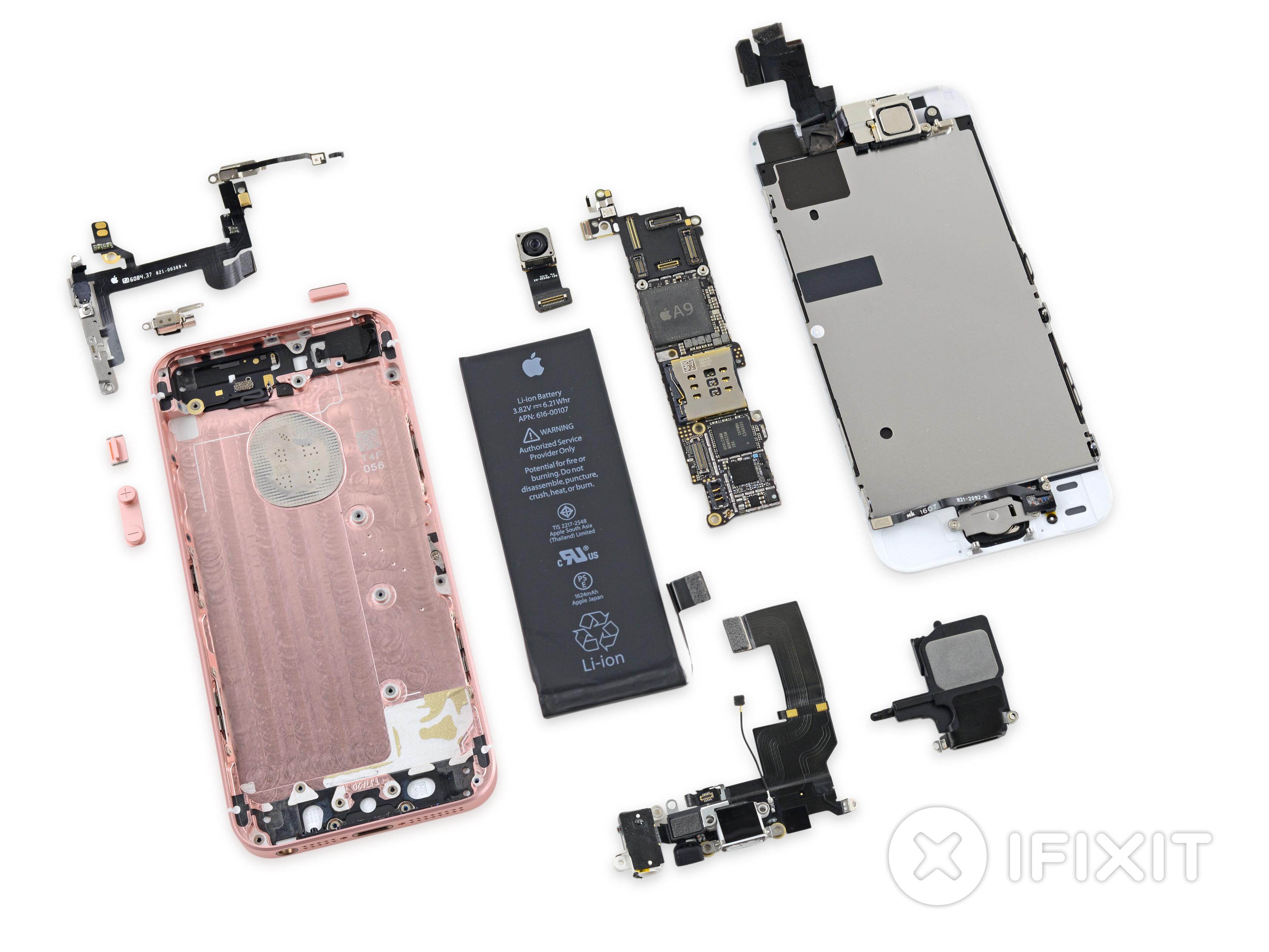 L'iPhone SE coûterait seulement 160 dollars à produire pour Apple