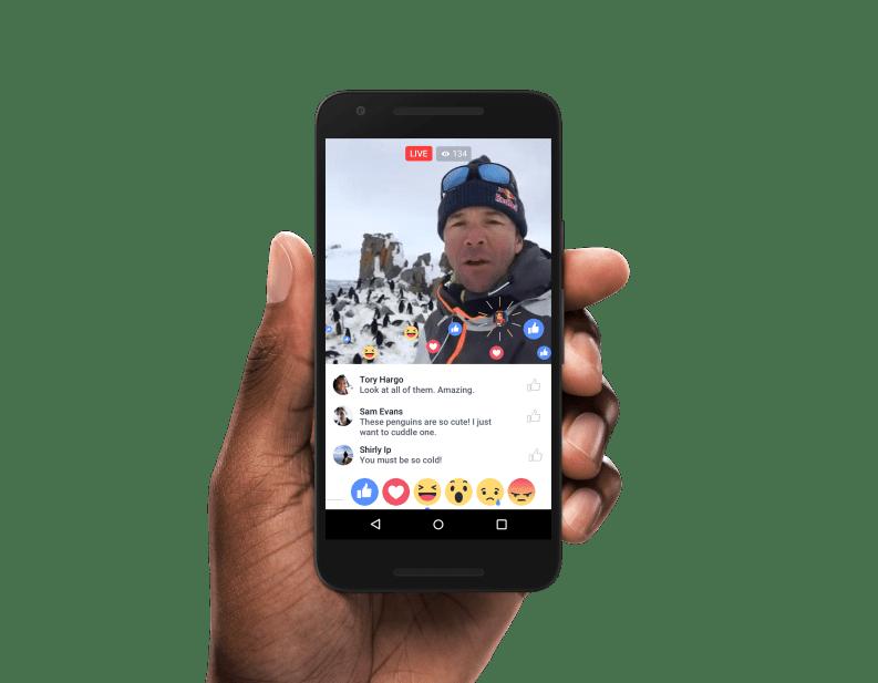 Facebook entend bien rendre ses Live Videos incontournables