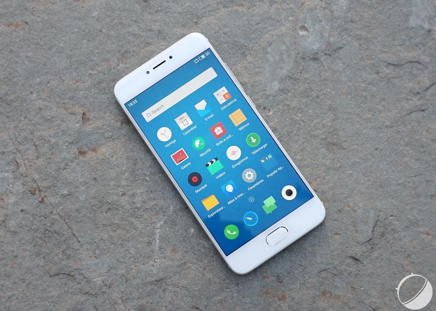 Meizu travaille sur une ROM Android Stock pour ses futurs smartphones
