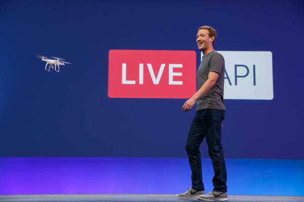 À la conférence F8, Facebook dessine son avenir autour de la réalité virtuelle et des Bots