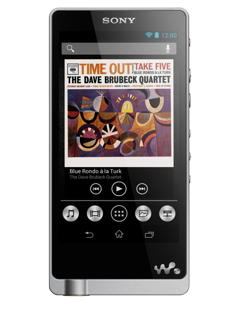 Sony NWZ-ZX1 : grosse baisse de prix pour les audiophiles