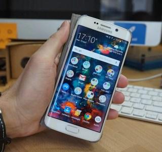 Samsung Galaxy S6 : Android 7.0 Nougat commence à être déployé