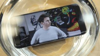 Samsung Galaxy Note 6 : résistance à l'eau et scanner d'iris ?
