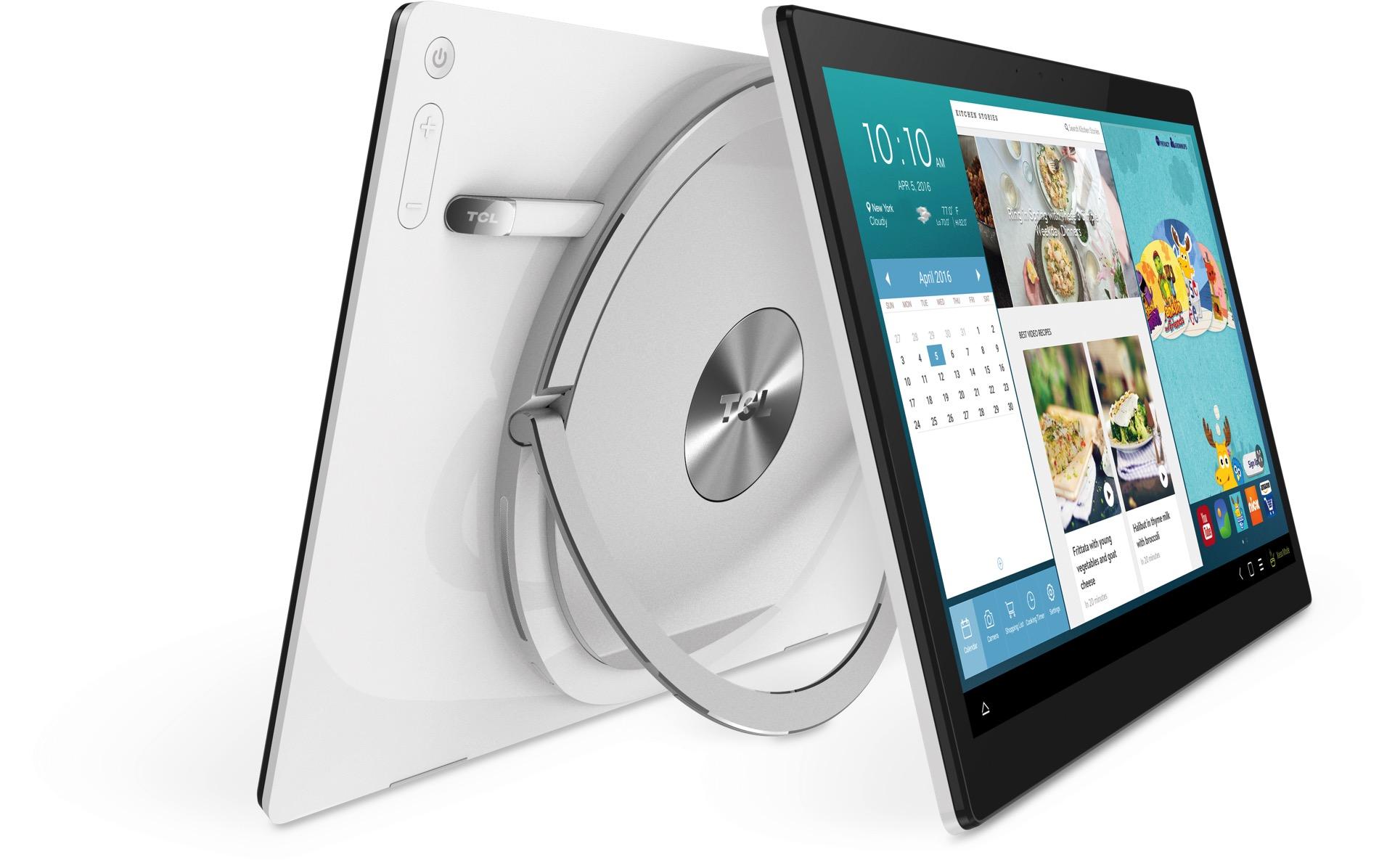 TCL Xess, le retour de la tablette XXL d'Alcatel
