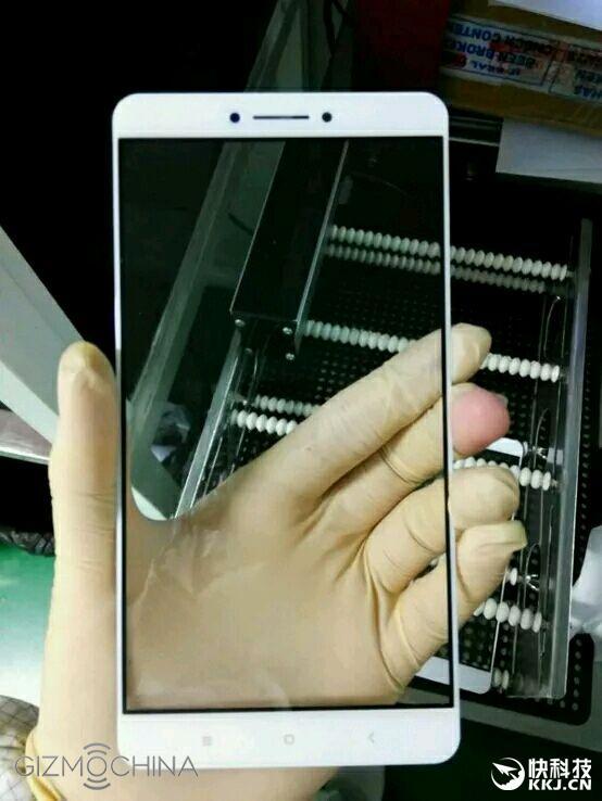 Xiaomi Mi Max : sa façade dévoilée sur les réseaux chinois