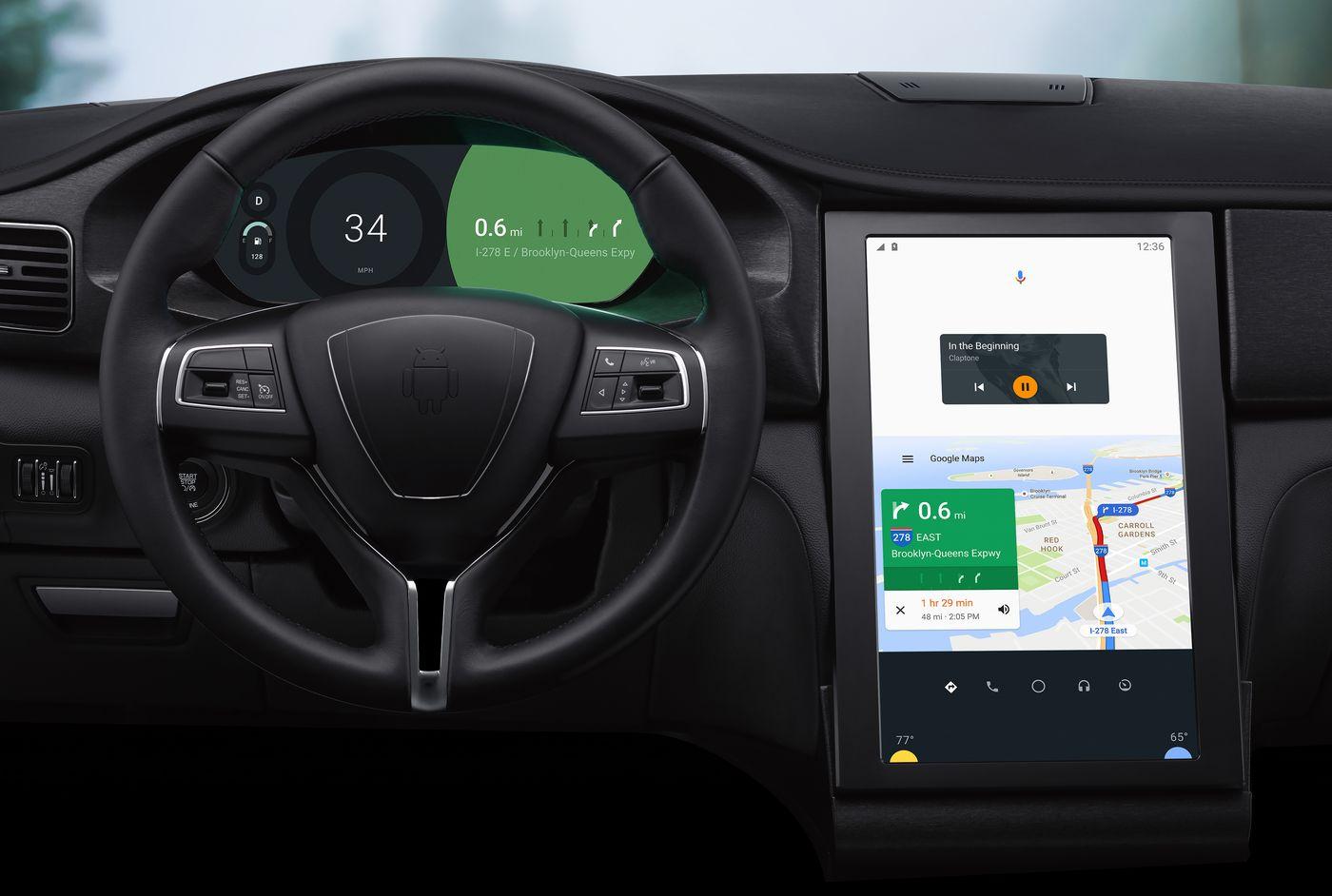 Android N a été pensé pour s'intégrer totalement aux voitures
