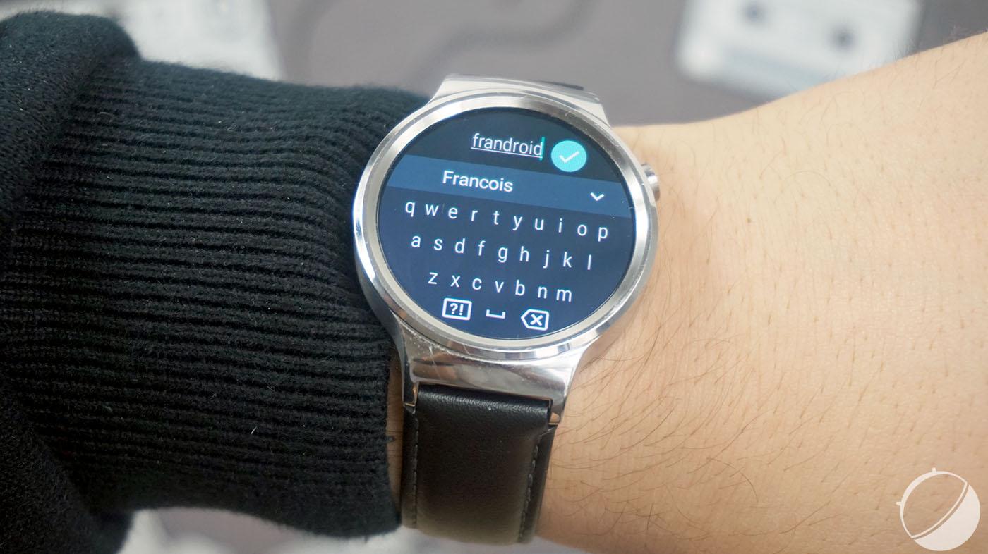 Android Wear 2.0 en version finale débarquerait le 9 février prochain