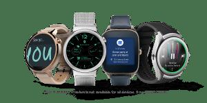 Android Wear 2.0 Developer Preview disponible sur certaines montres