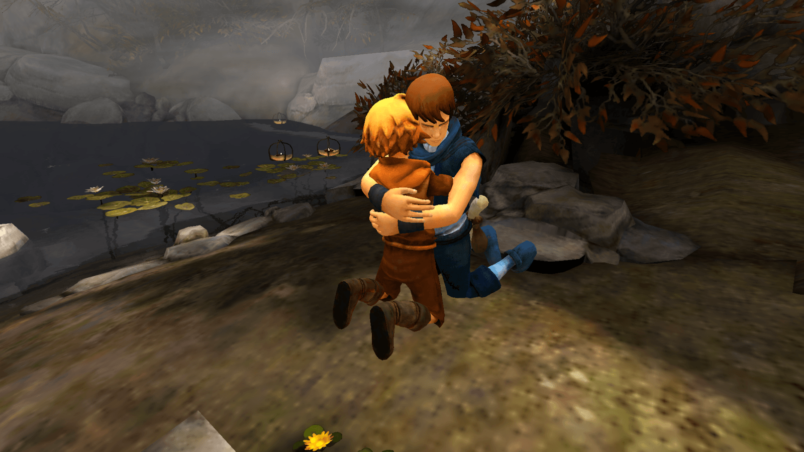 Brothers: A Tale of Two Sons démarre son épopée sur Android