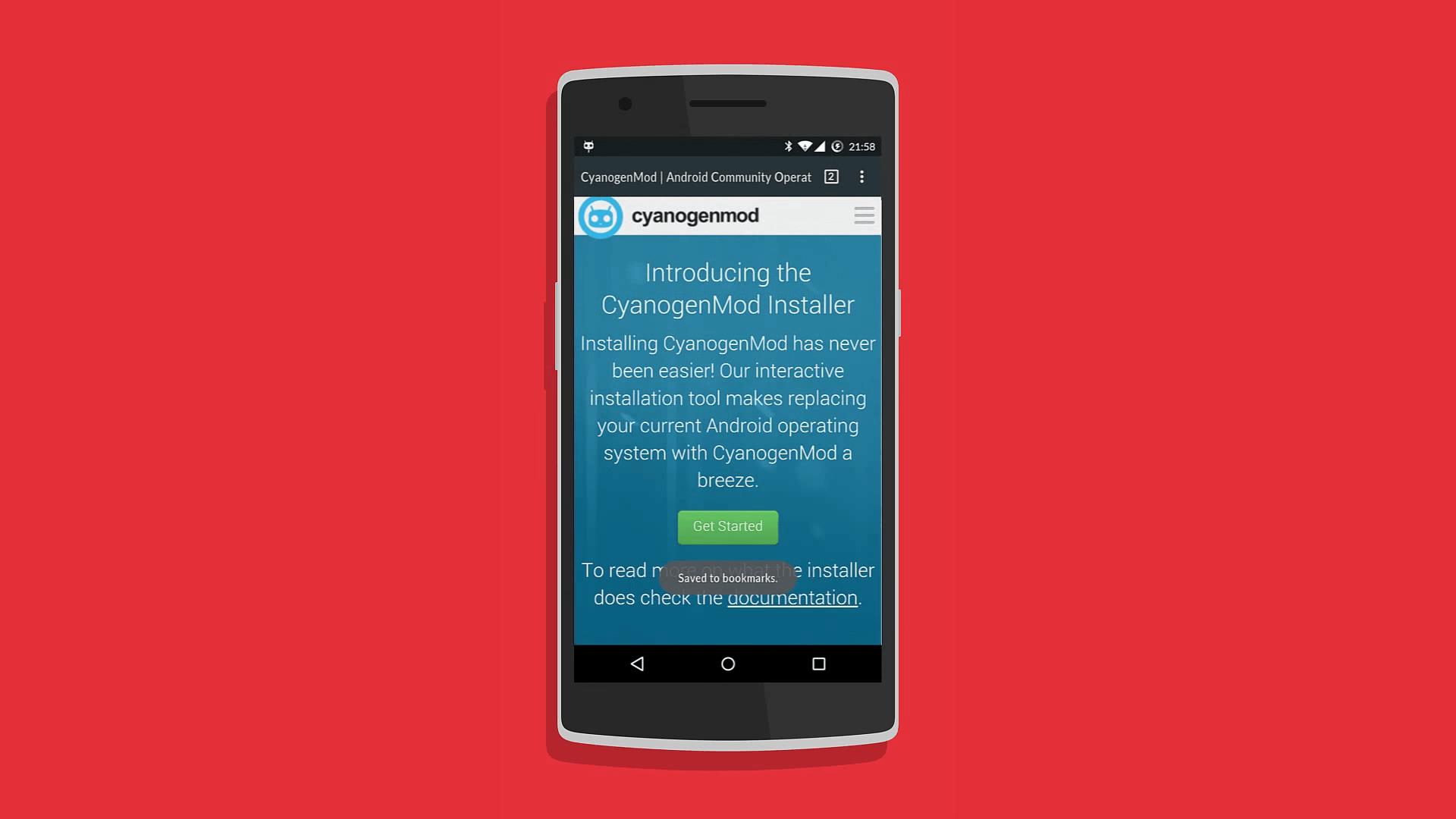 Le nouveau navigateur Chromium de CyanogenMod s'appelle Gello