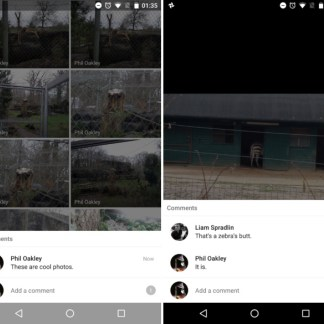 Dans Google Photos, vous avez désormais le droit à la parole