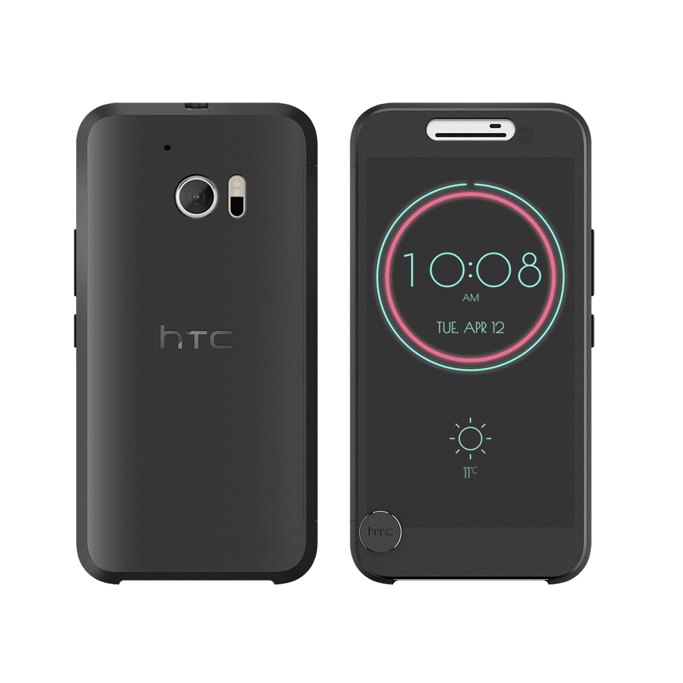 HTC présente l'étui intelligent Ice View, désormais assorti d'une application