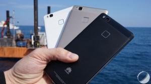 Prise en main du Huawei P9 Lite : le design est bien là