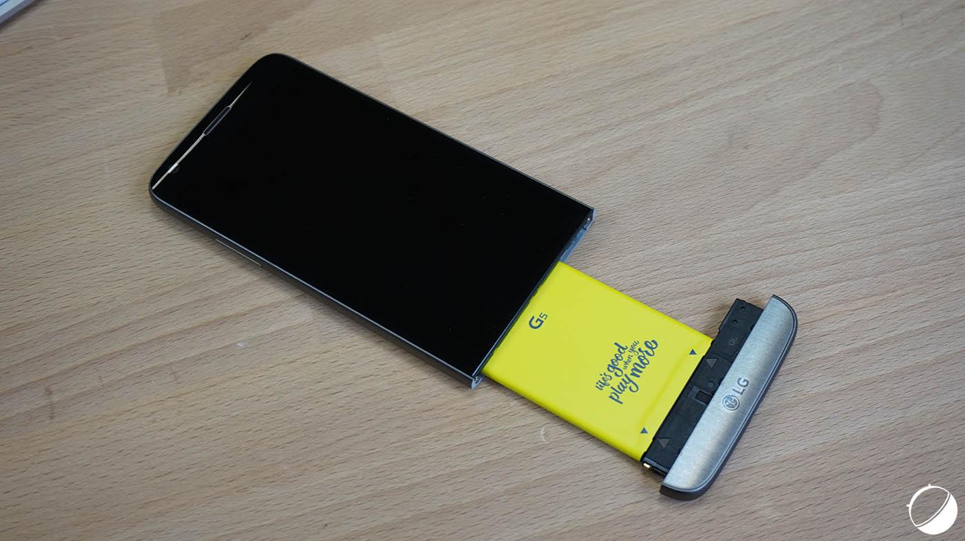 LG Mobile en restructuration en raison des mauvaises ventes du LG G5