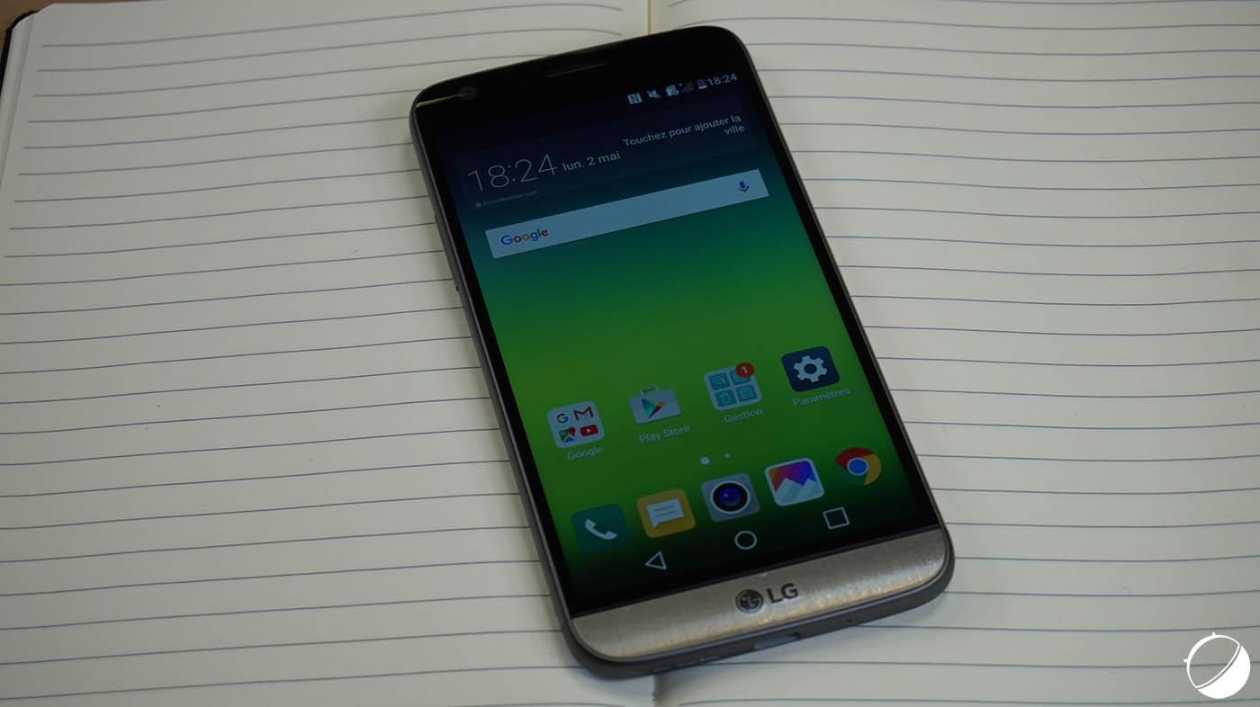 🔥 Bon plan : Le LG G5 à 399 euros + un bon d'achat de 100 euros