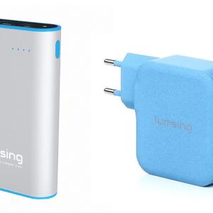 Bons plans : Lumsing, une batterie externe de 10050 mAh et un chargeur 4 ports