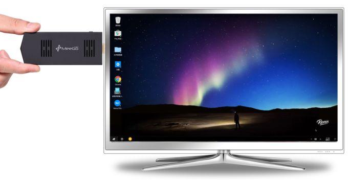 Meegopad A02, la clé HDMI pour afficher Remix OS sur grand écran