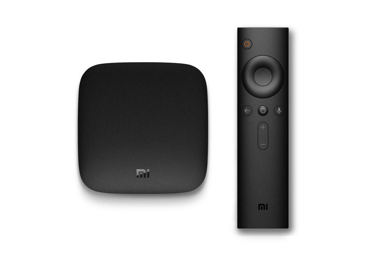 Xiaomi Mi Box, de l'Android TV et de la 4K HDR
