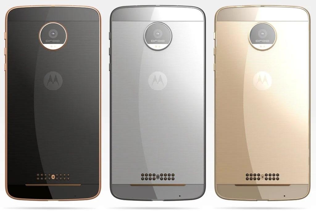 Moto Z : voici les premières images de ses modules, les MotoMods