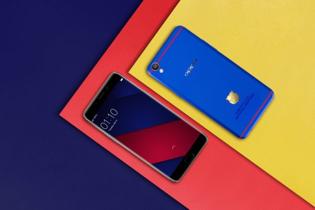Le prochain selfiephone d'Oppo, le F1s, sortira le mois prochain