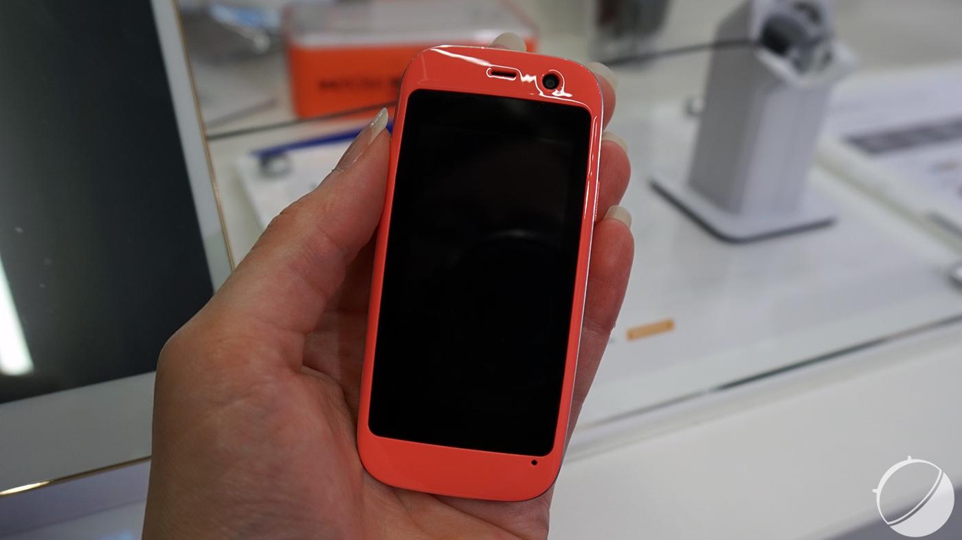 Voici le plus petit smartphone Android du moment