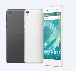 Sony présente le XperiaE5, sous la barre des 200 euros