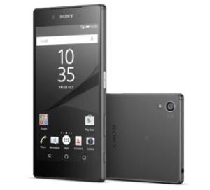 Sony Xperia Z5 : le déploiement d'Android 7.0 Nougat reprend