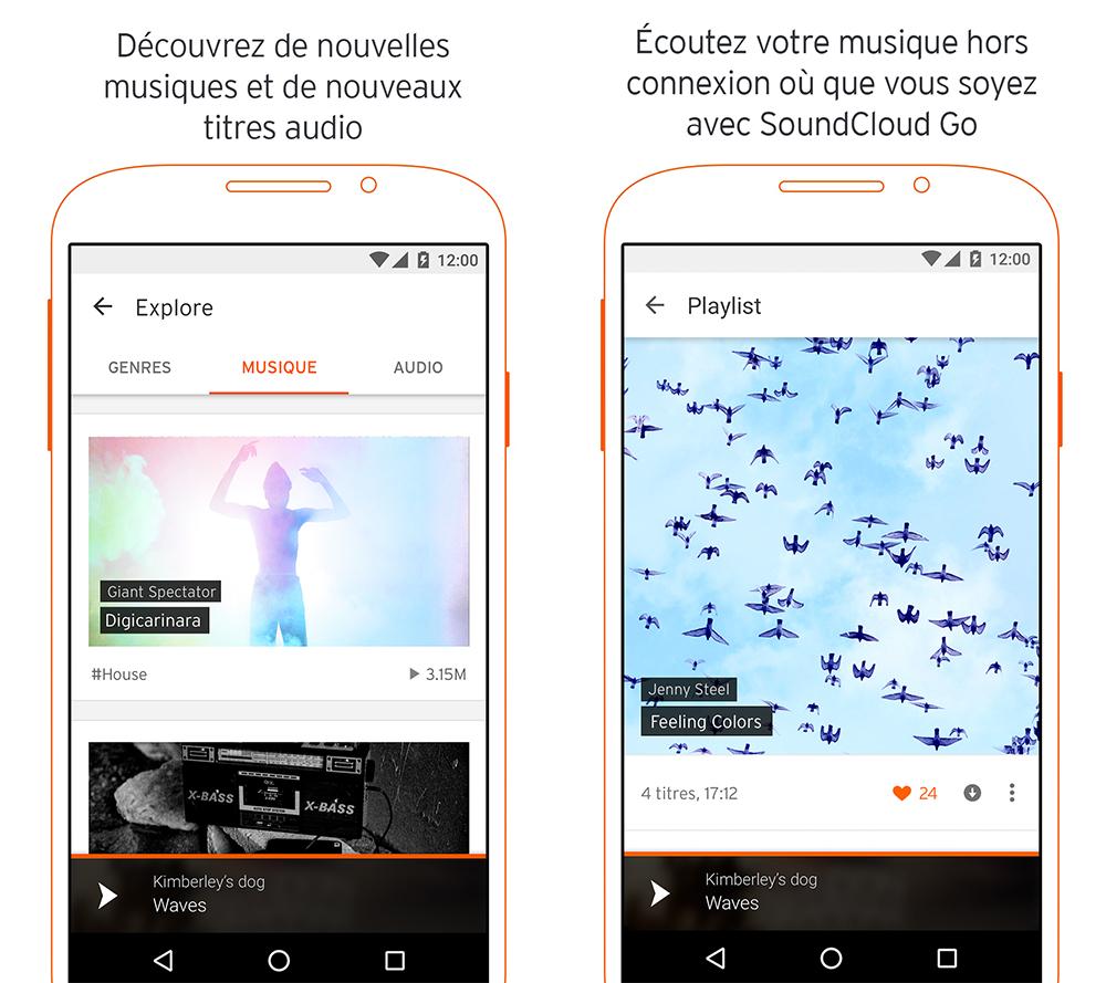 SoundCloud Go : la formule payante fait ses débuts en France