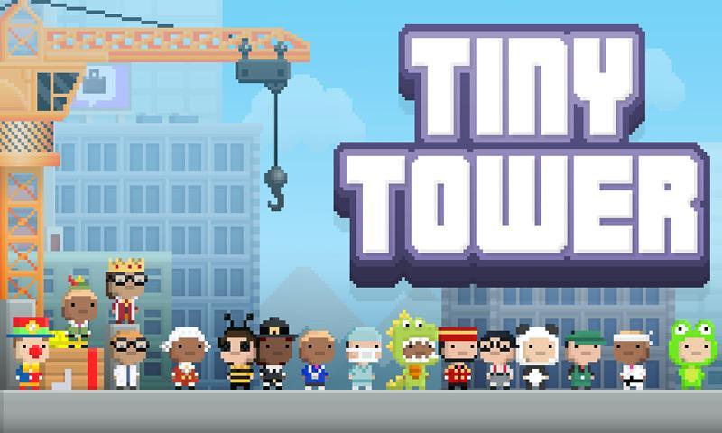 Tiny Tower compte fêter ses 5 ans avec une grosse mise à jour