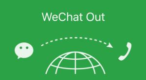 WeChat se transforme en application de VoIP