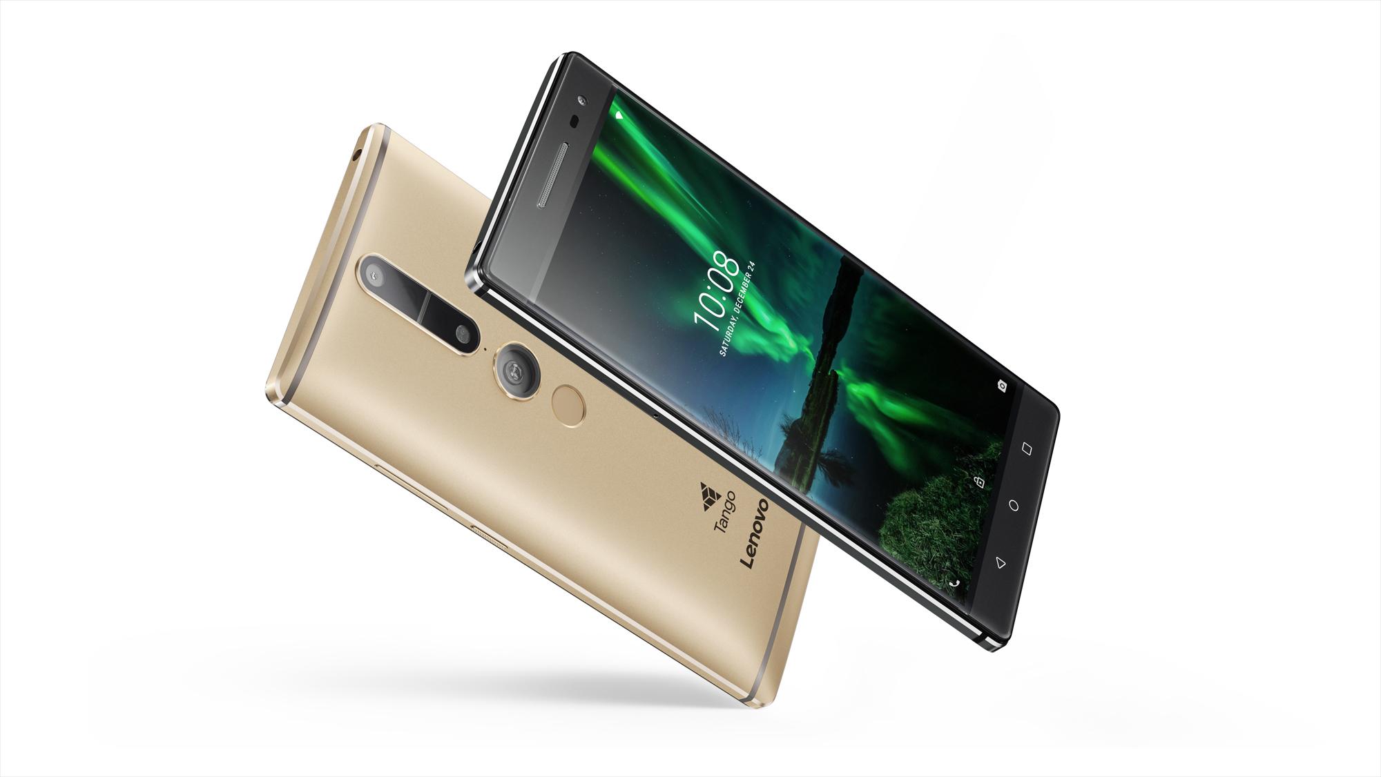 Lenovo planche déjà sur un nouveau Tango Phone
