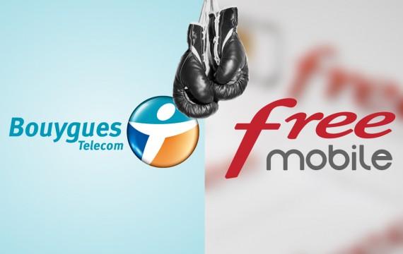 🔥 Free offre son forfait pendant 6 mois, tandis que Bouygues Telecom brade ses prix