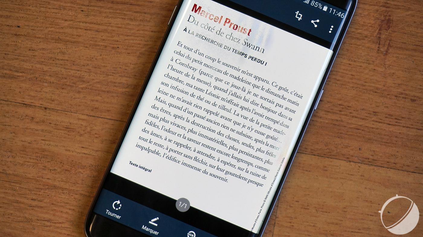 Comment scanner des documents avec smartphone : les meilleures applications Android