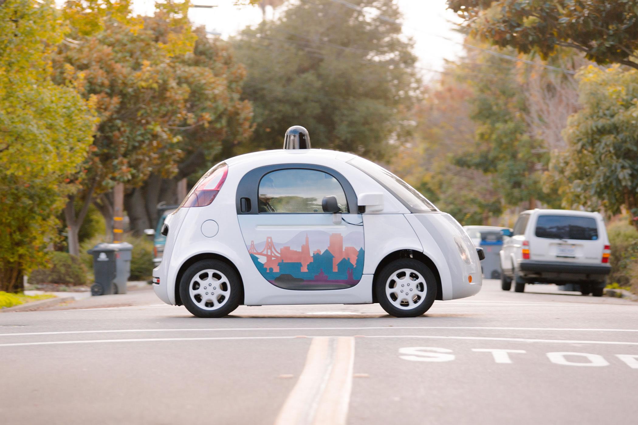Les Google Car ont déjà parcouru plus de trois millions de kilomètres