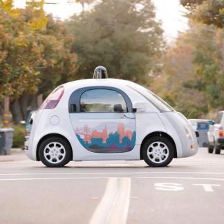Pour le patron d'Alphabet, les voitures autonomes, c'est demain