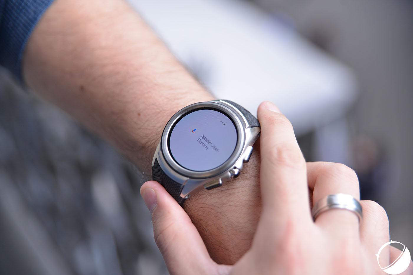 LG : deux nouvelles montres connectées certifiées par la FCC