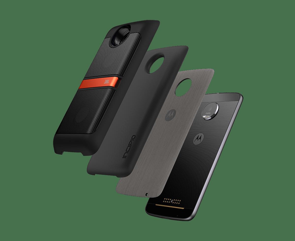 MotoMods : les modules du Lenovo Moto Z en détail