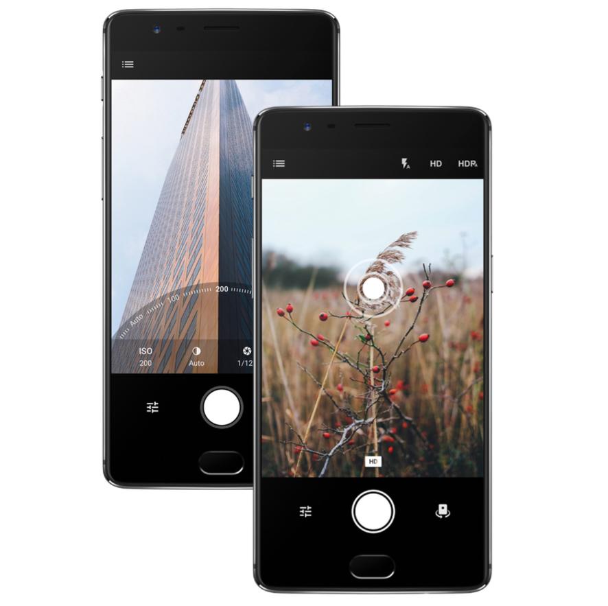 Malgré ses 6 Go de RAM, le OnePlus 3 est moins bon que ses concurrents en multitâche