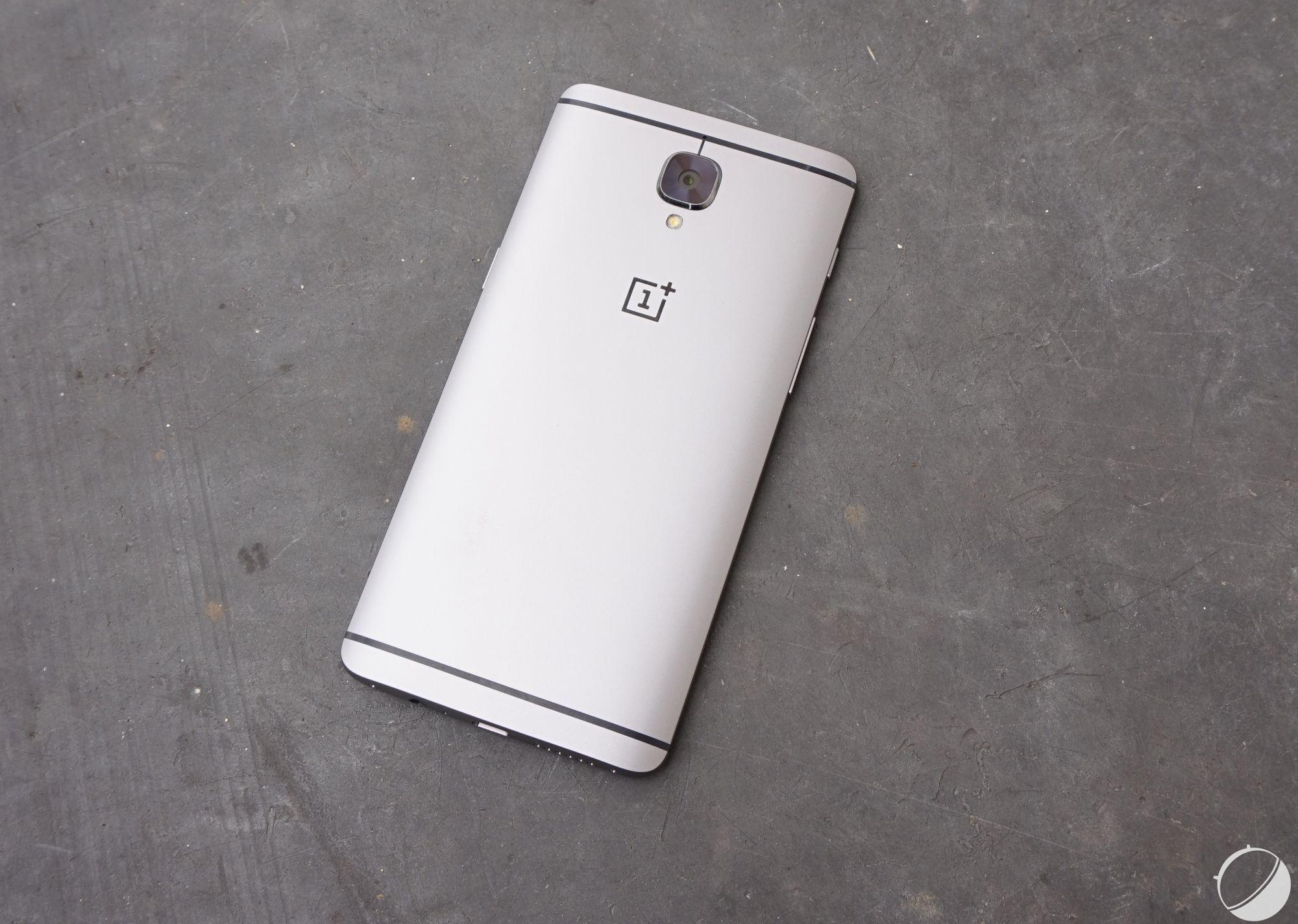 OnePlus 3 : tout ce qu'il faut savoir